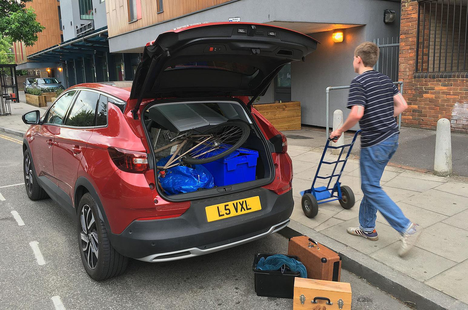 Vauxhall Grandland X long-term test review