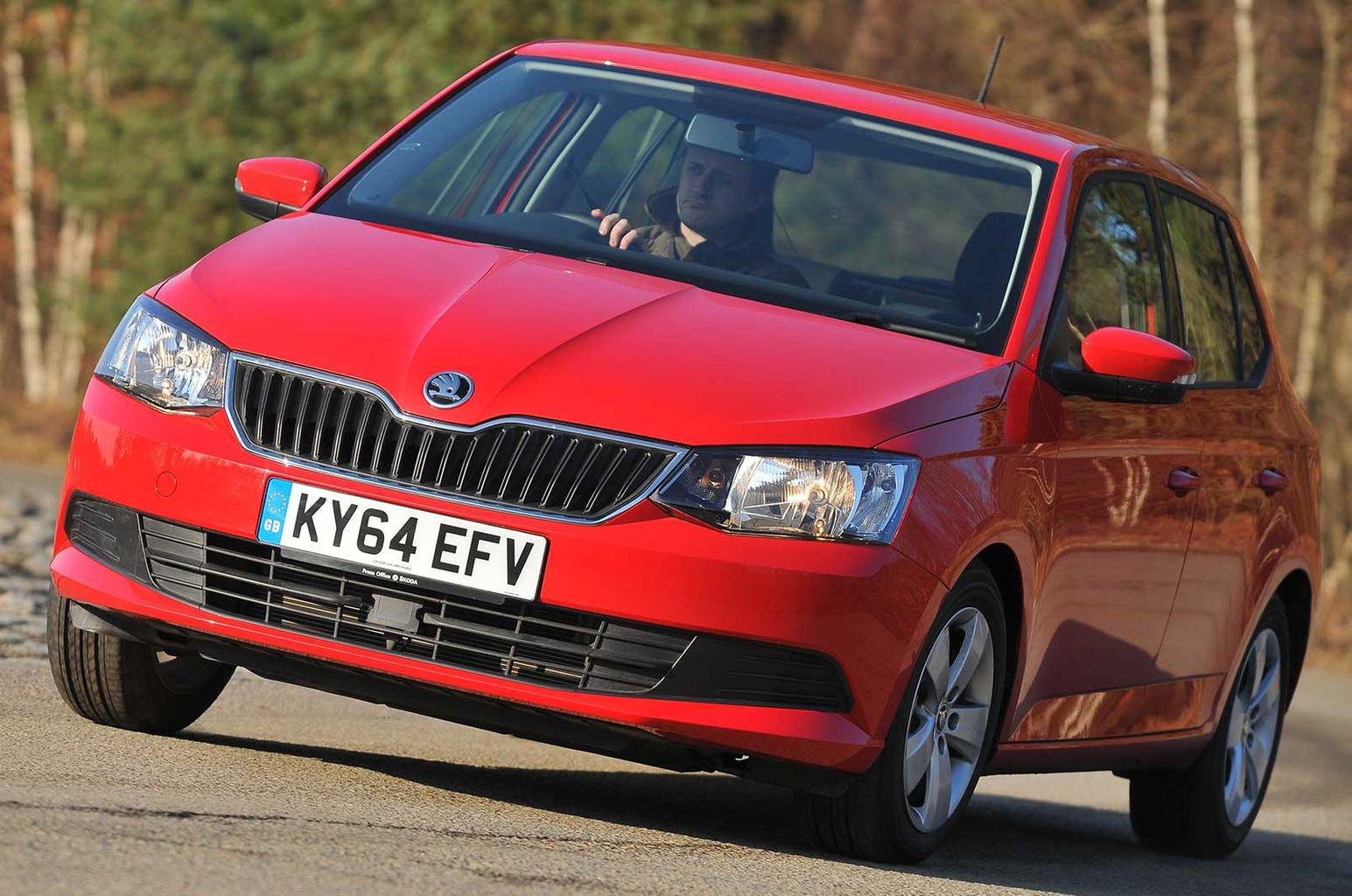 Skoda tops new UK vehicle dependability survey