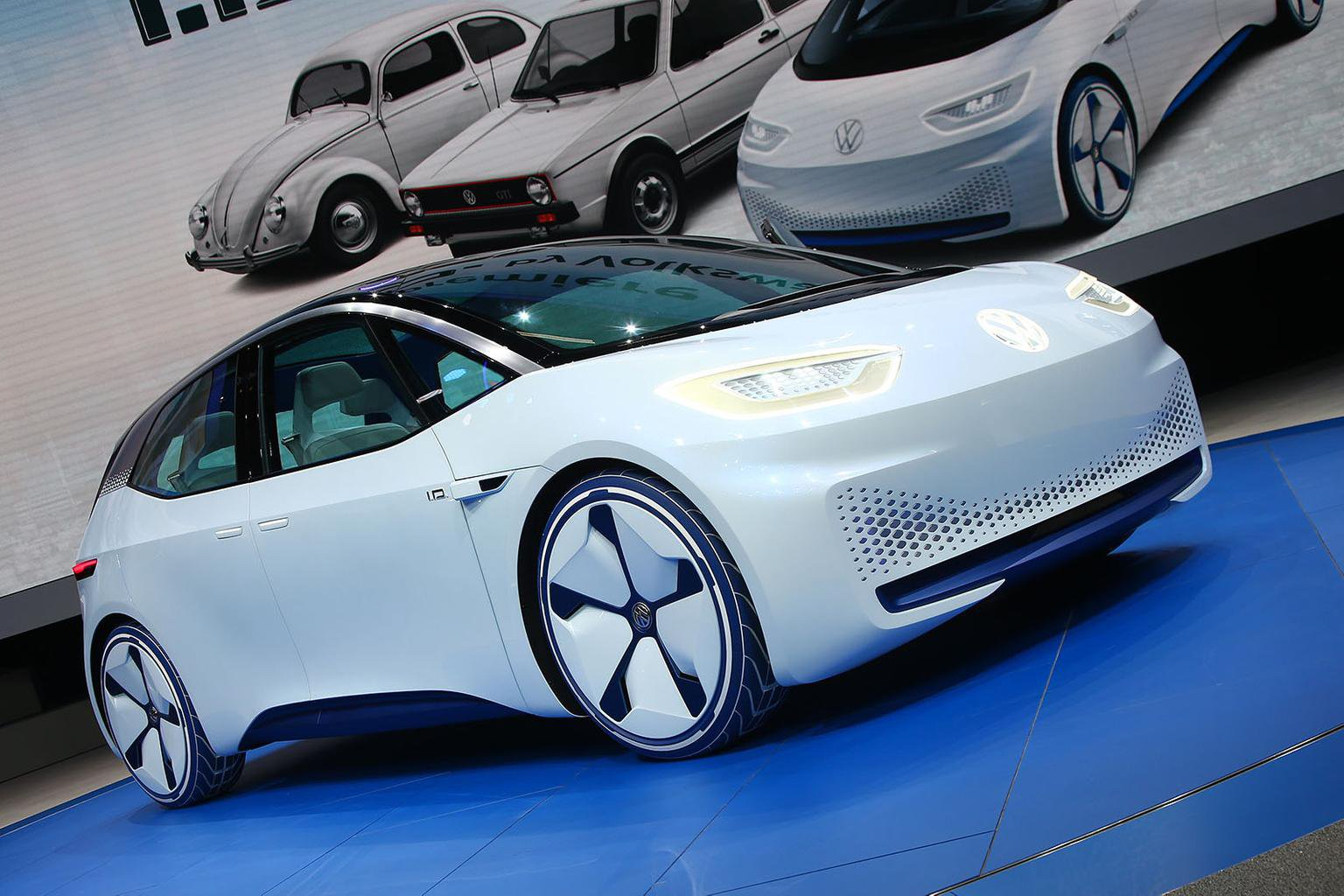 Our star cars from the Paris motor show