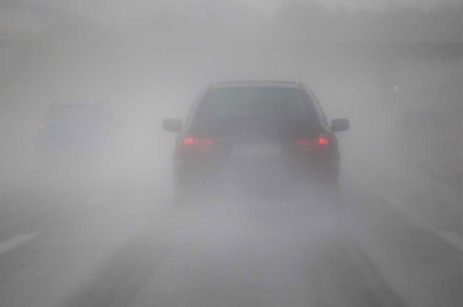 Driving in fog: top 10 tips to stay safe