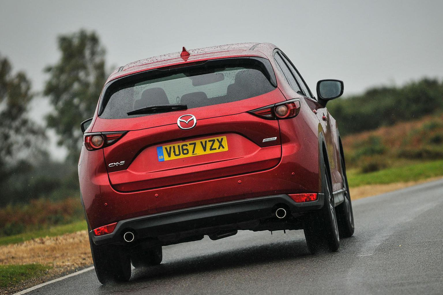 New Renault Koleos vs Mazda CX-5