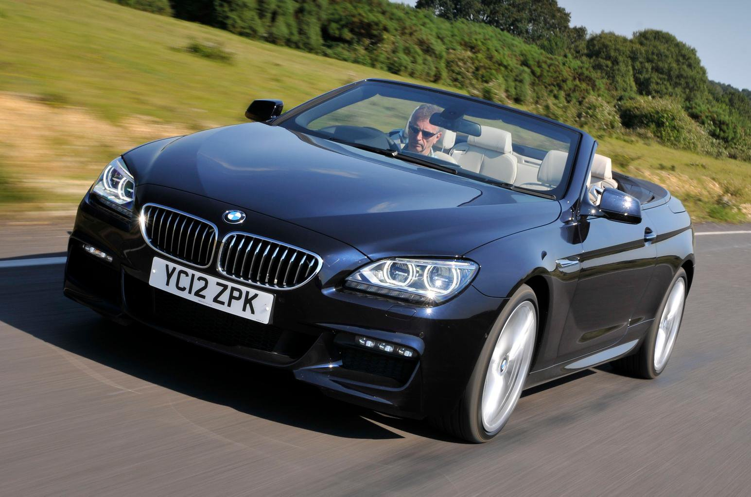 Used test – sublime soft-tops: BMW 6 Series vs Mercedes-Benz SL vs Porsche 911