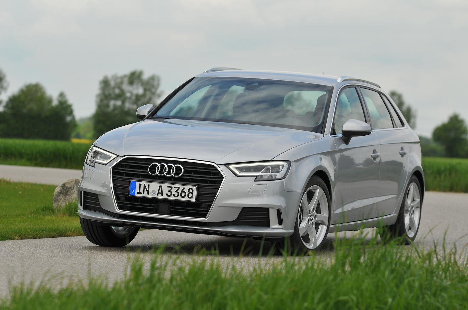 2016 Audi A3 Sportback 1.6 TDI review