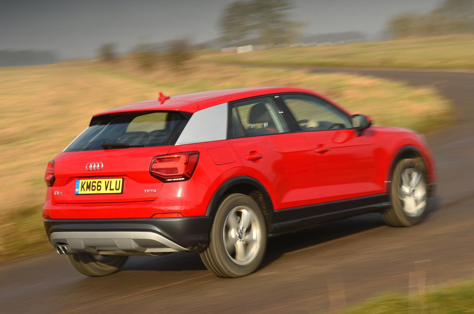 New Mini Countryman vs Audi Q2 vs Seat Ateca