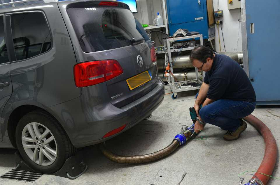 Test shows worse MPG after Volkswagen emissions fix