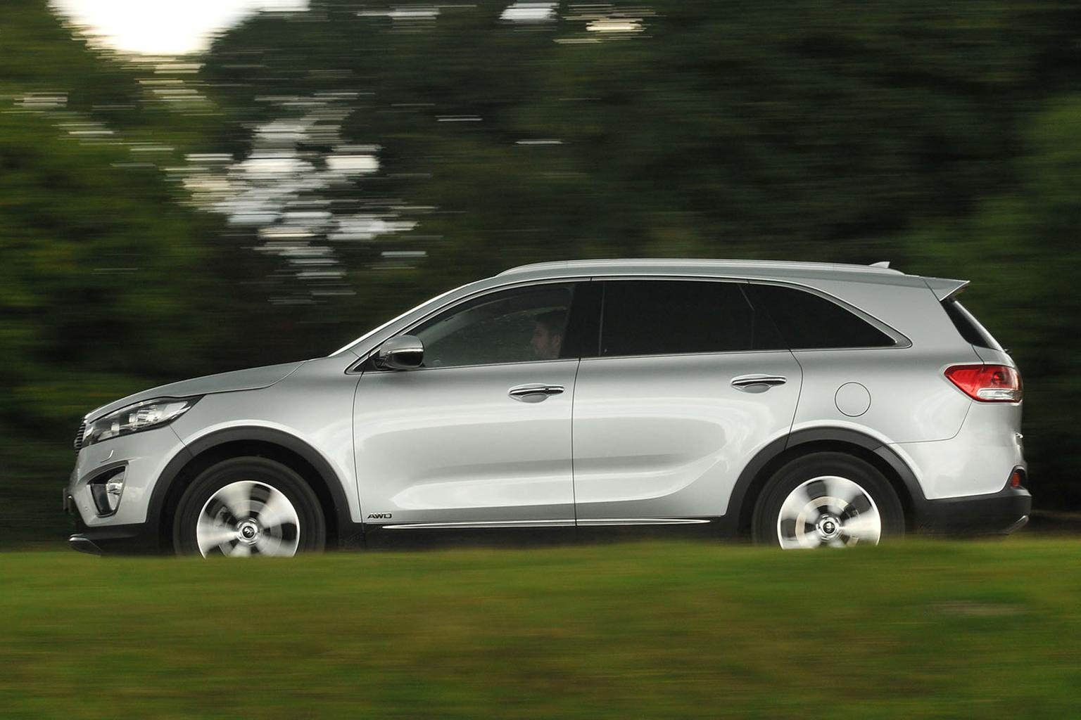 New Ford Edge vs Kia Sorento