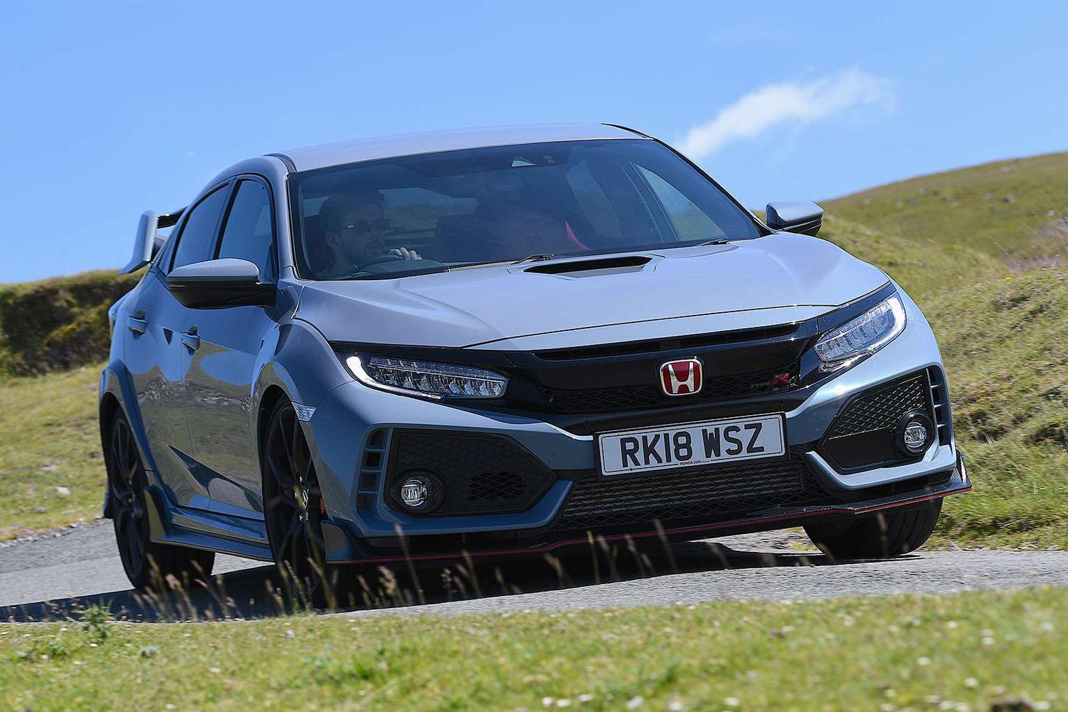 New Renault Megane RS vs Honda Civic Type R vs Volkswagen Golf R