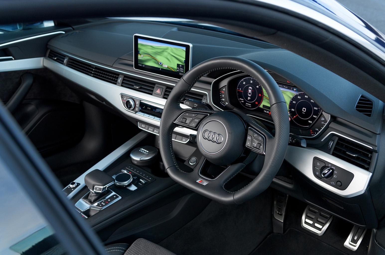 2017 Audi A5 Sportback 2.0 TDI Ultra 190 review