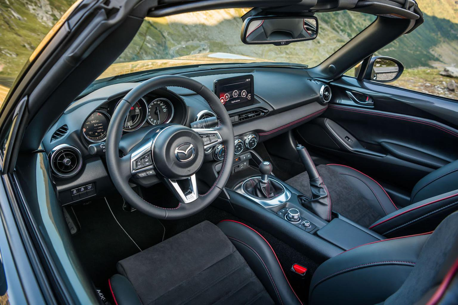 2018 Mazda MX-5 review - price, specs and release date