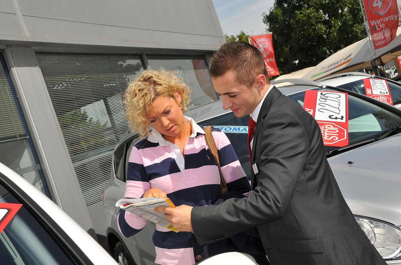 Car clocking - how to spot a clocked car