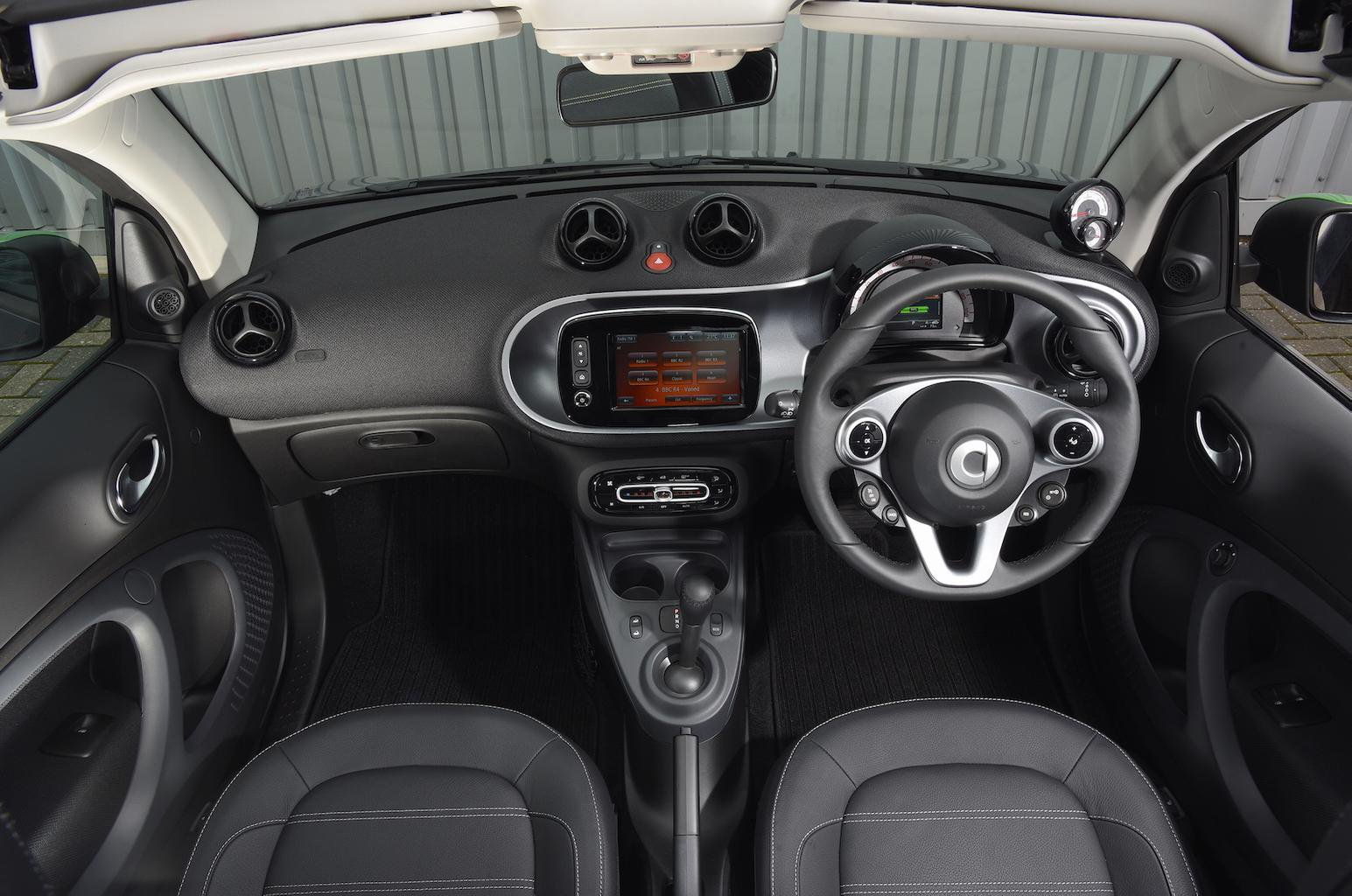 Smart Fortwo Electric Drive and Smart Forfour Electric Drive 2017 review