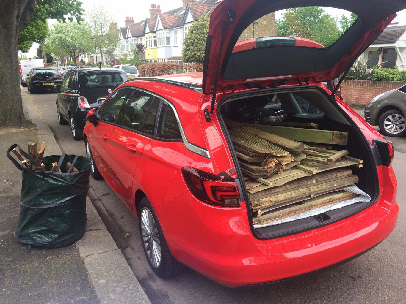 Vauxhall Astra Sports Tourer long-term test review