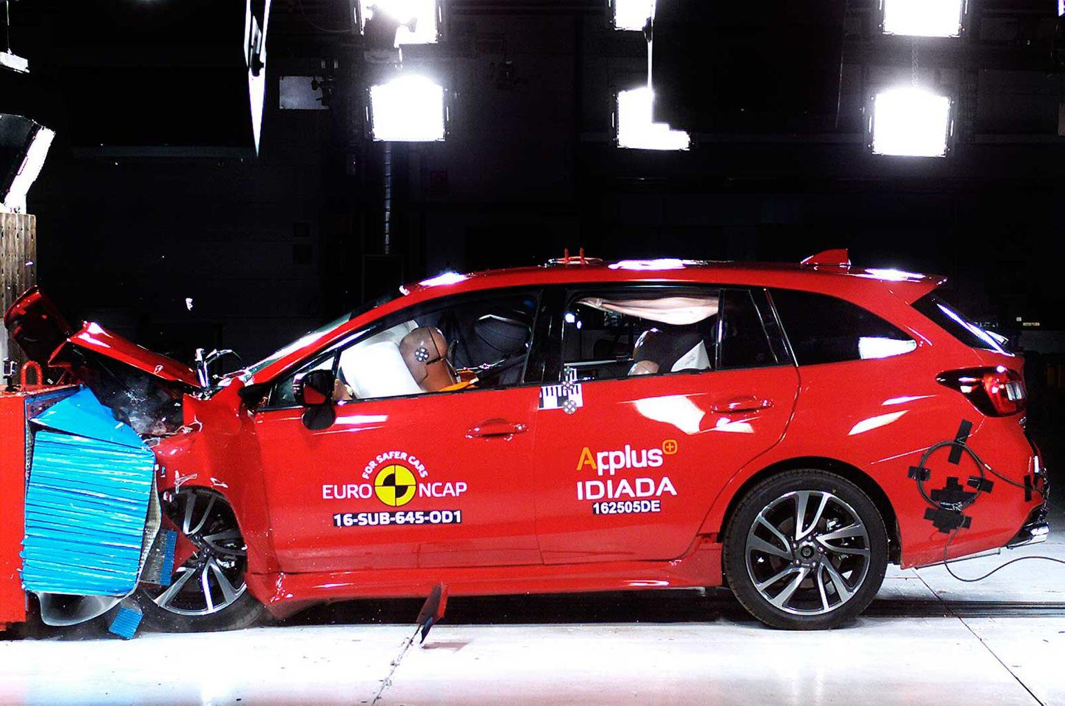 Renault and Subaru score top marks in latest Euro NCAP safety tests