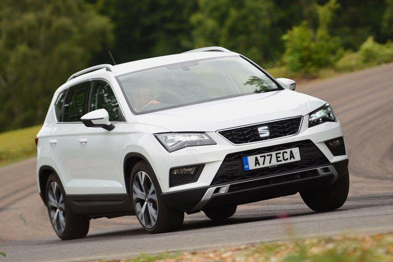 Best SUVs for less than £30,000