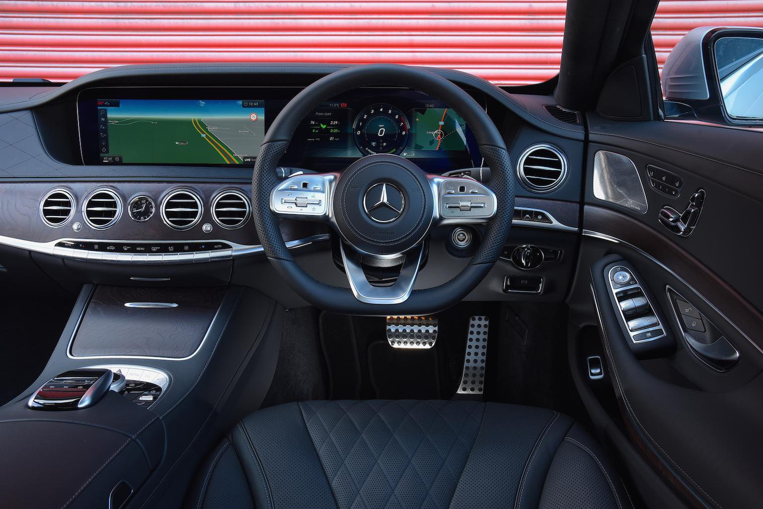 2017 Mercedes-Benz S-Class S500 review - price, specs and release date