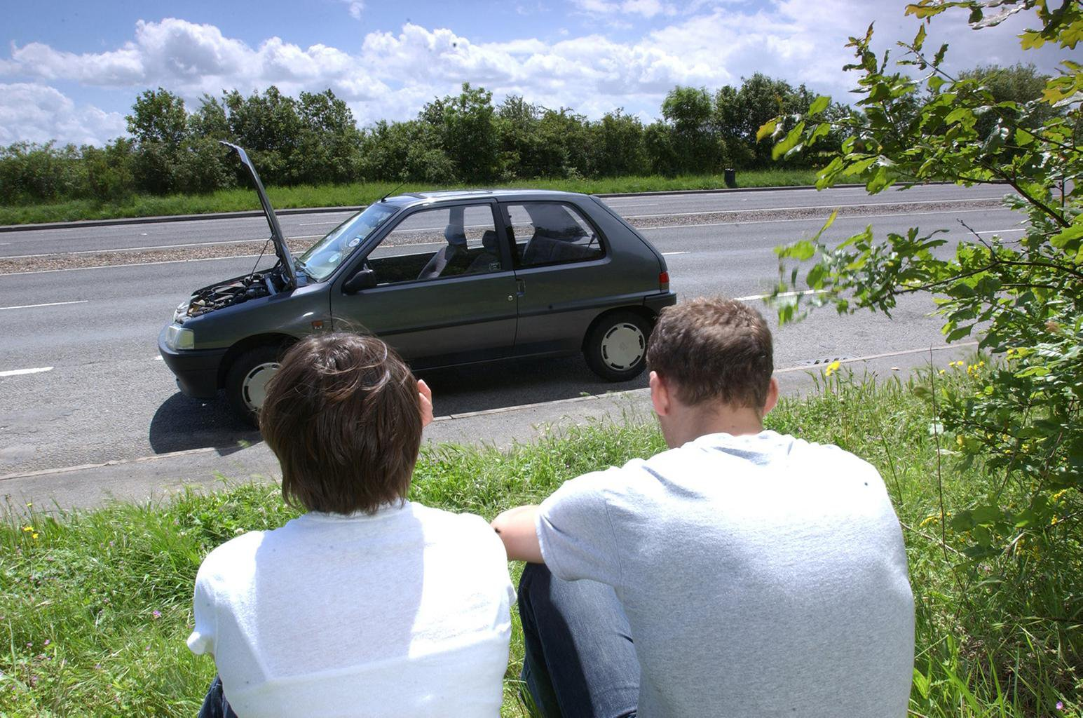 What to do if you break down on the motorway