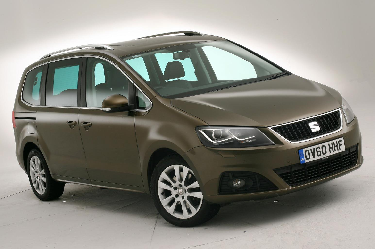 Used 7-seater MPVs tested: Ford S-Max vs Seat Alhambra vs Vauxhall Zafira Tourer