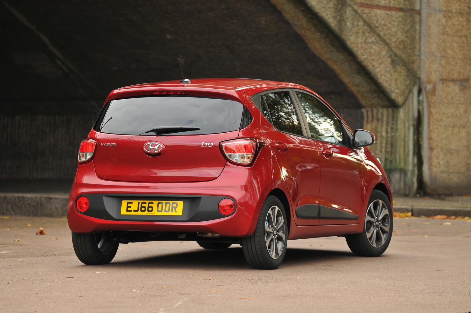 New car deal of the day: Hyundai i10