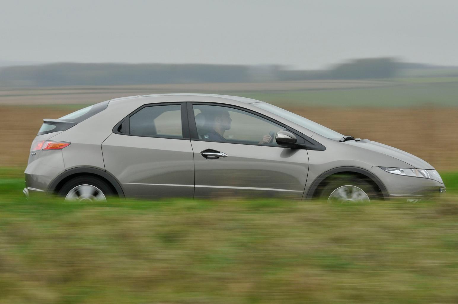 Used test: Honda Civic vs Volkswagen Golf vs Audi A3 vs BMW 1 Series