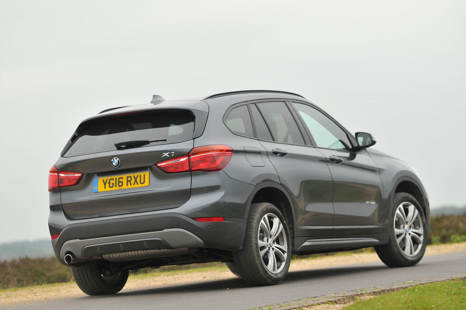 How to spec a BMW X1