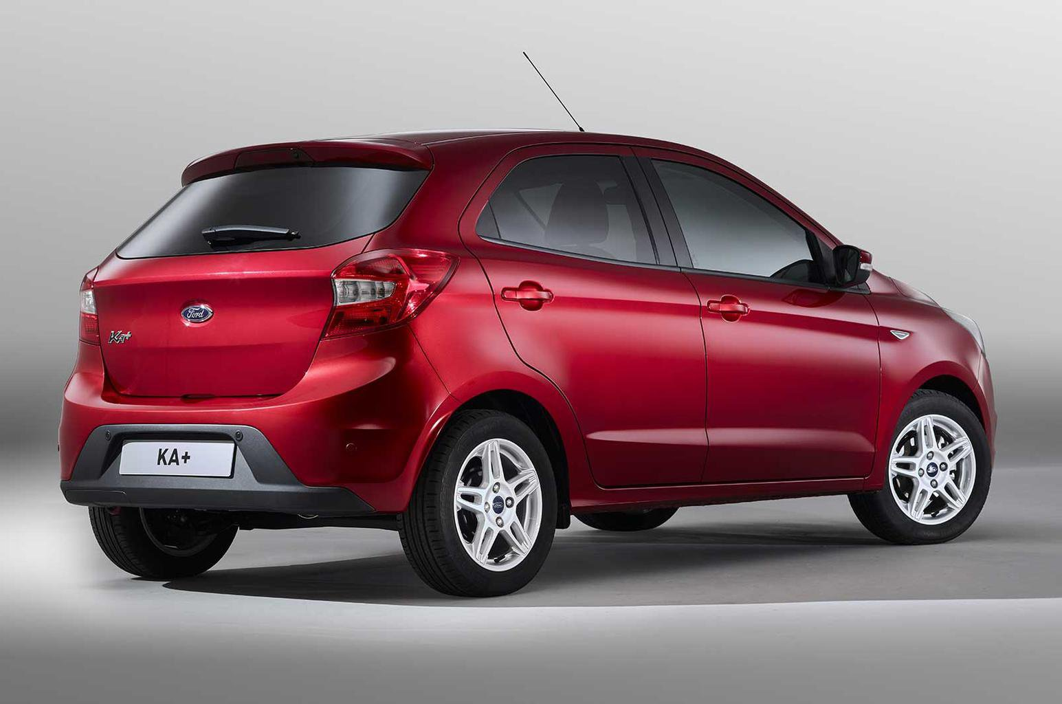 New Ford KA+ to rival Vauxhall Viva and Dacia Sandero