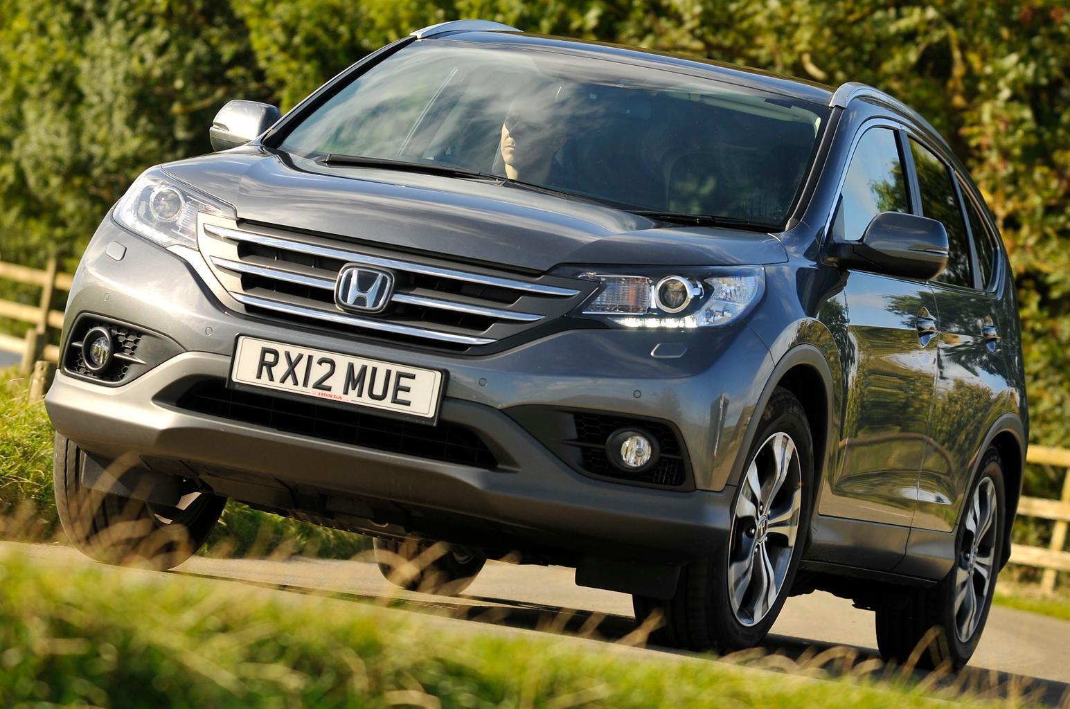 Used test – dependable SUVs: Honda CR-V vs Kia Sportage vs Mazda CX-5 vs Volkswagen Tiguan