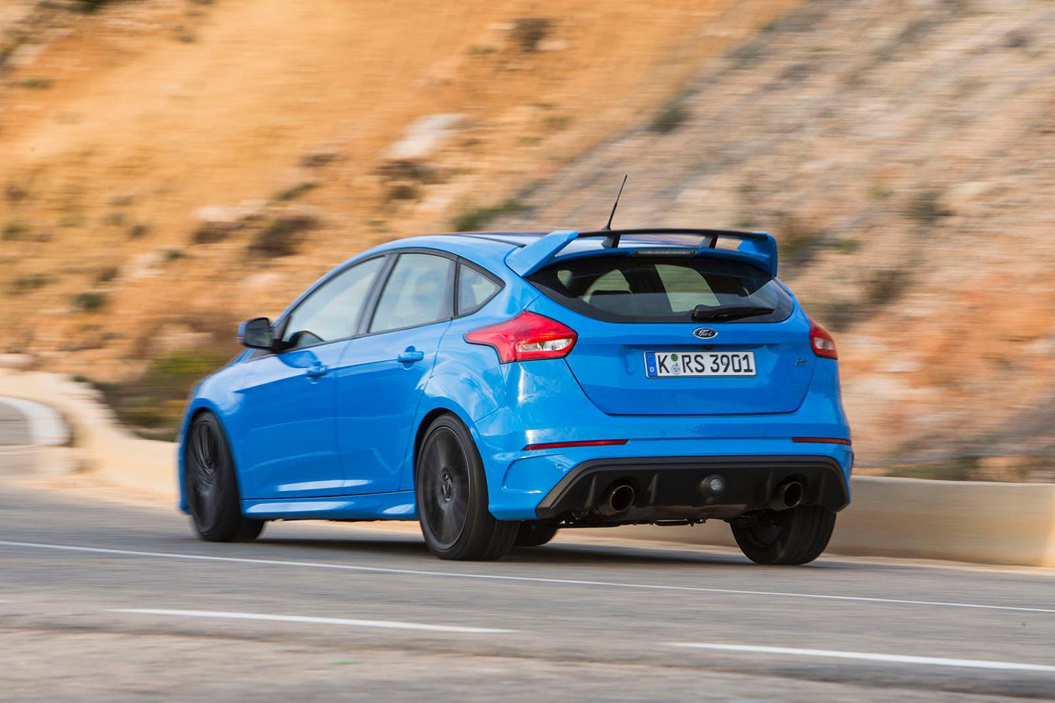 10 reasons to buy a Ford Focus RS