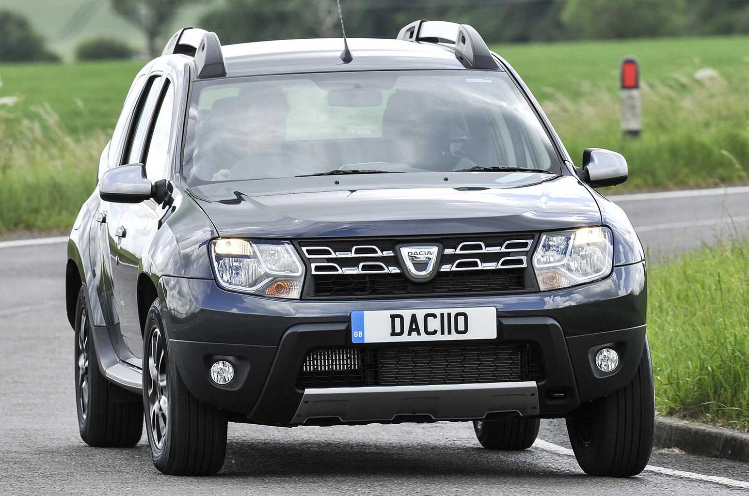 Facelifted Dacia Duster to go on sale in July