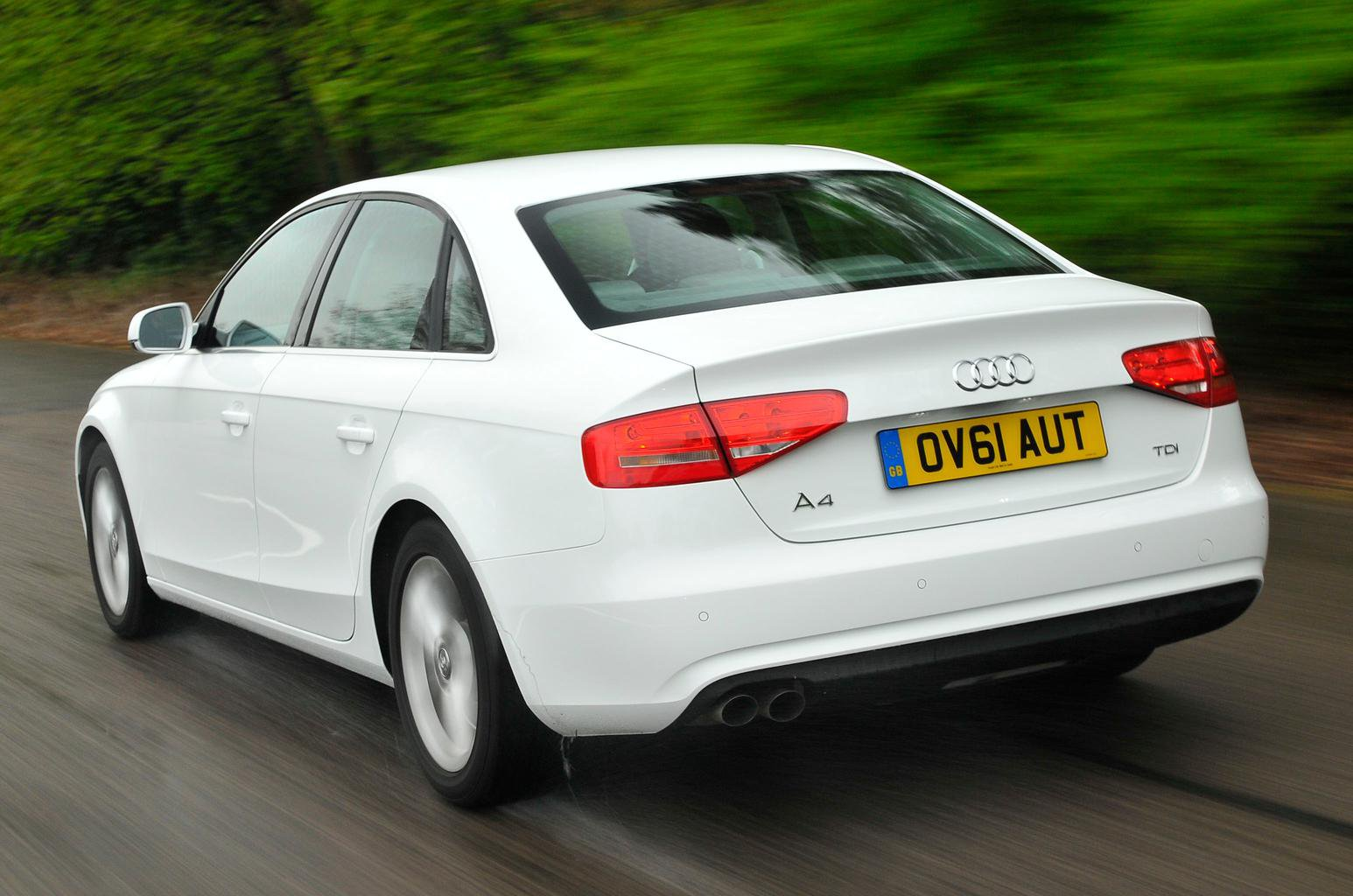 Used test – business class: Audi A4 vs BMW 3 Series vs Citroen DS5 vs Mercedes C-Class
