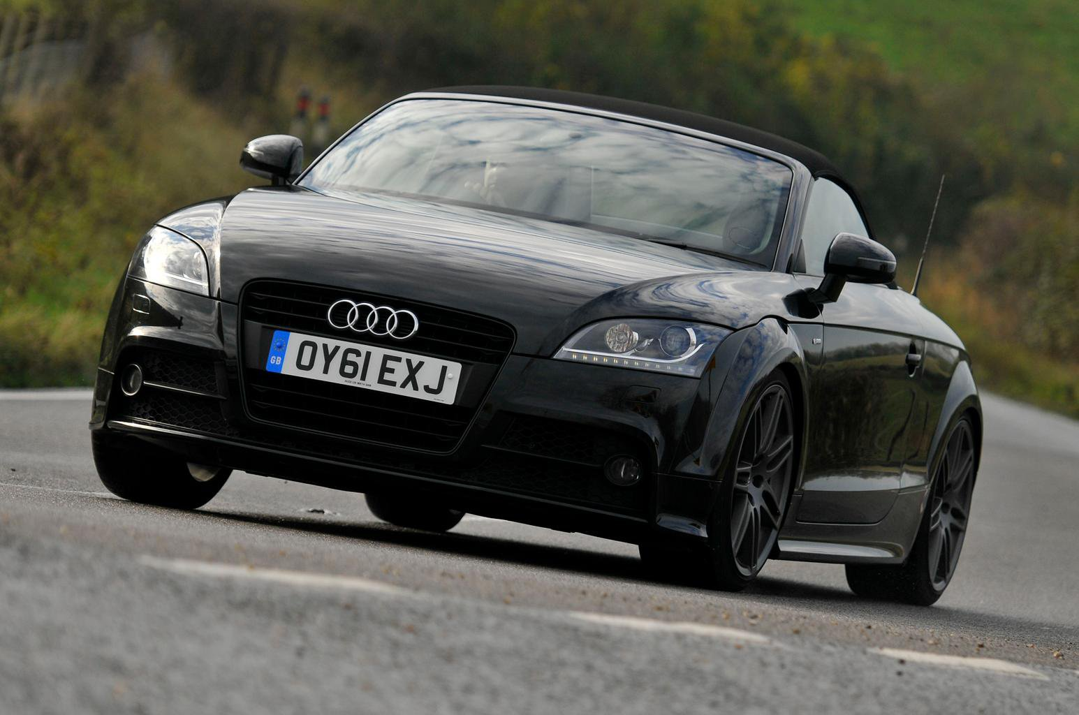 Used Audi TT vs BMW Z4