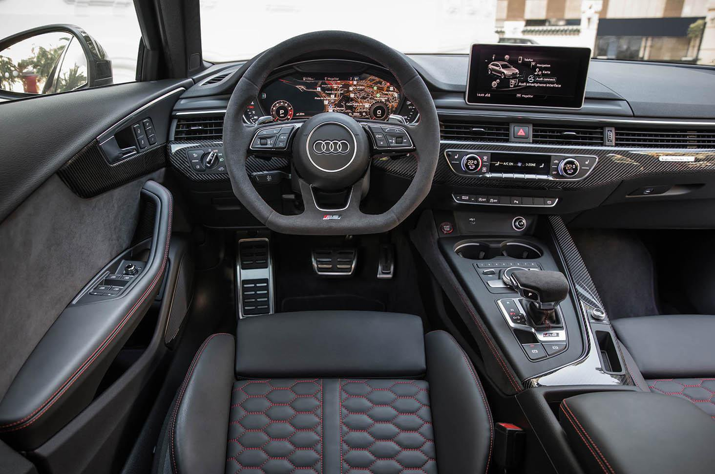 2018 Audi Rs4 Avant Review Prices Specs And Release Date What Car