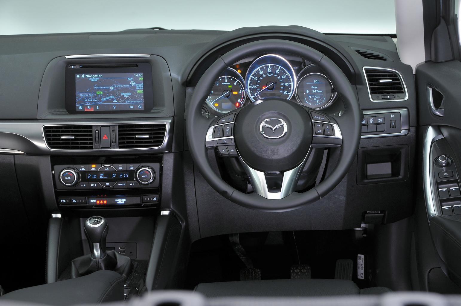 BMW X1 vs Mazda CX-5 vs Volkswagen Tiguan