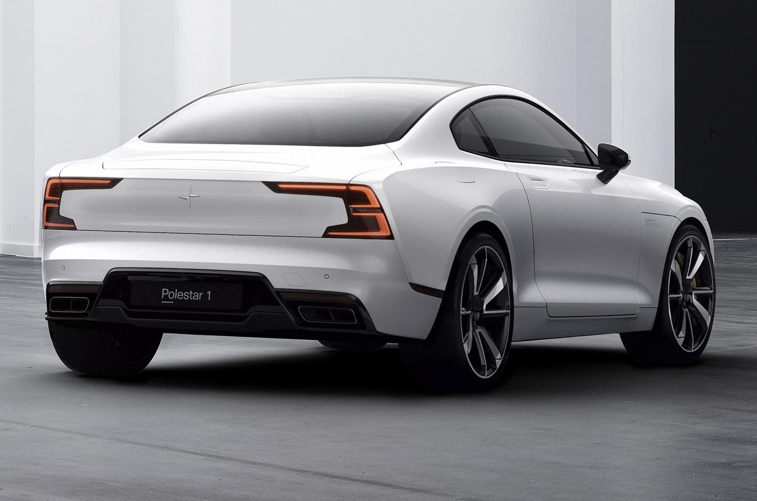 2019 Polestar 1 Price Specs And Release Date