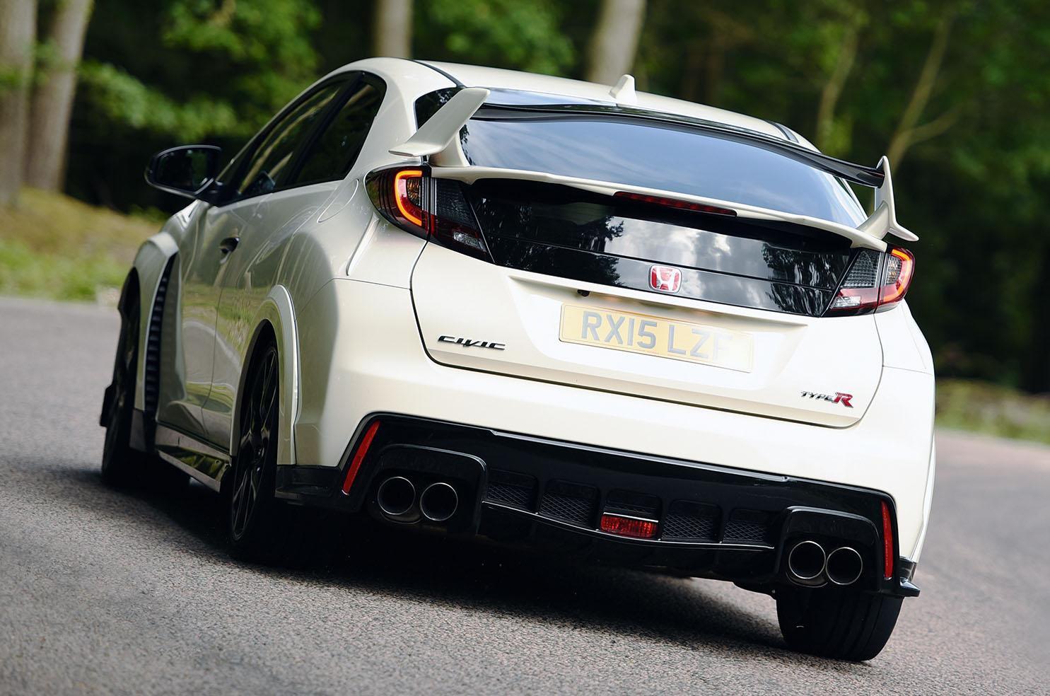 Used test: BMW M135i vs Honda Civic Type R