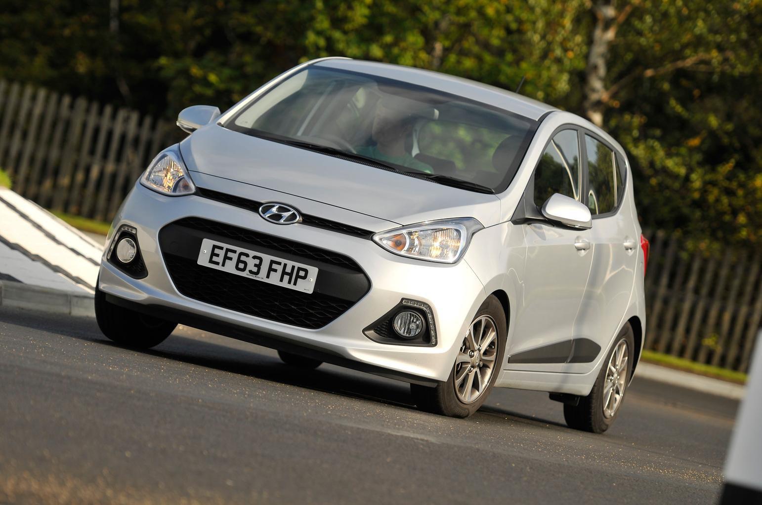10 reasons to buy a Hyundai i10