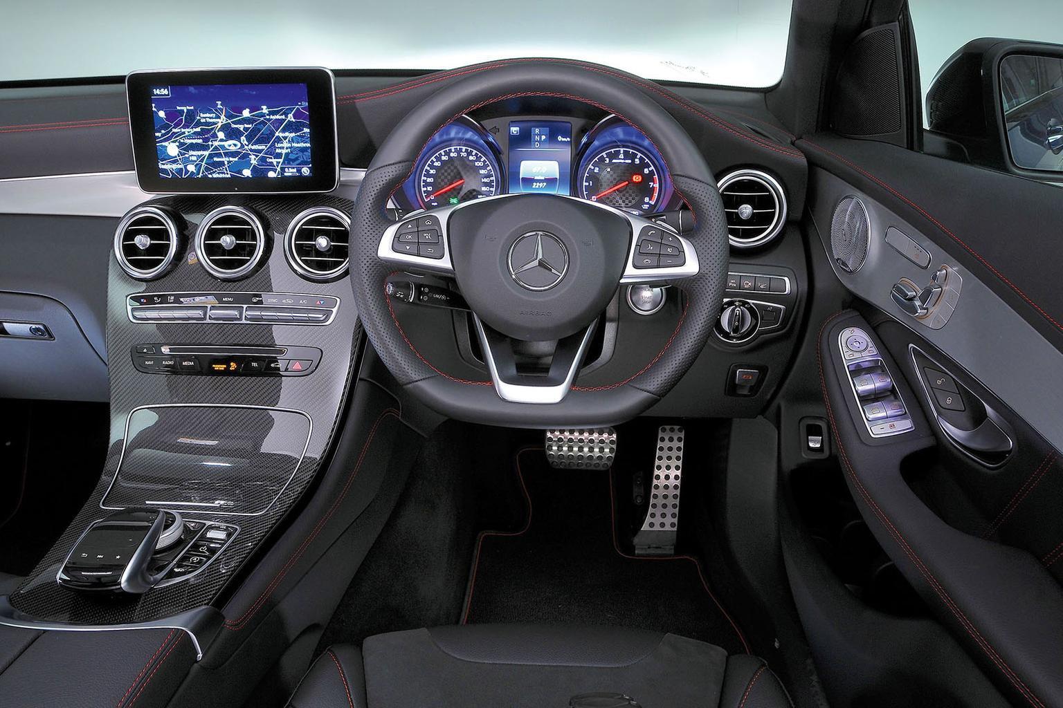 New Audi SQ5 vs Mercedes-AMG GLC 43