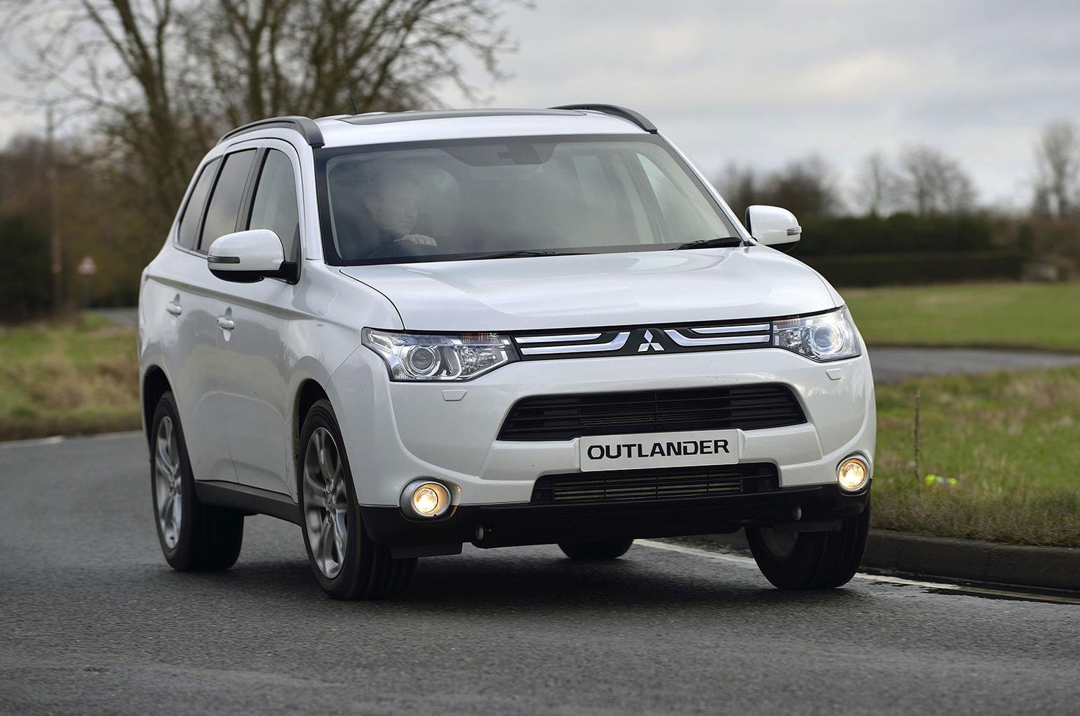 Used car of the week: Mitsubishi Outlander