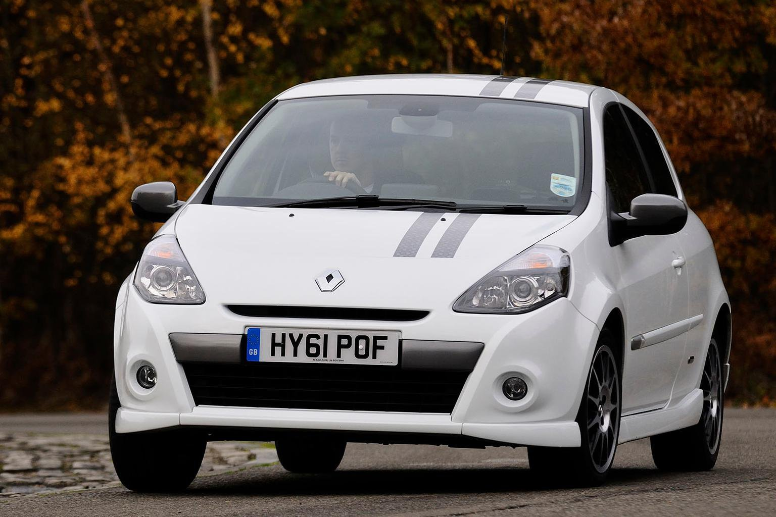 Used test: Renault Clio Gordini vs Suzuki Swift Sport