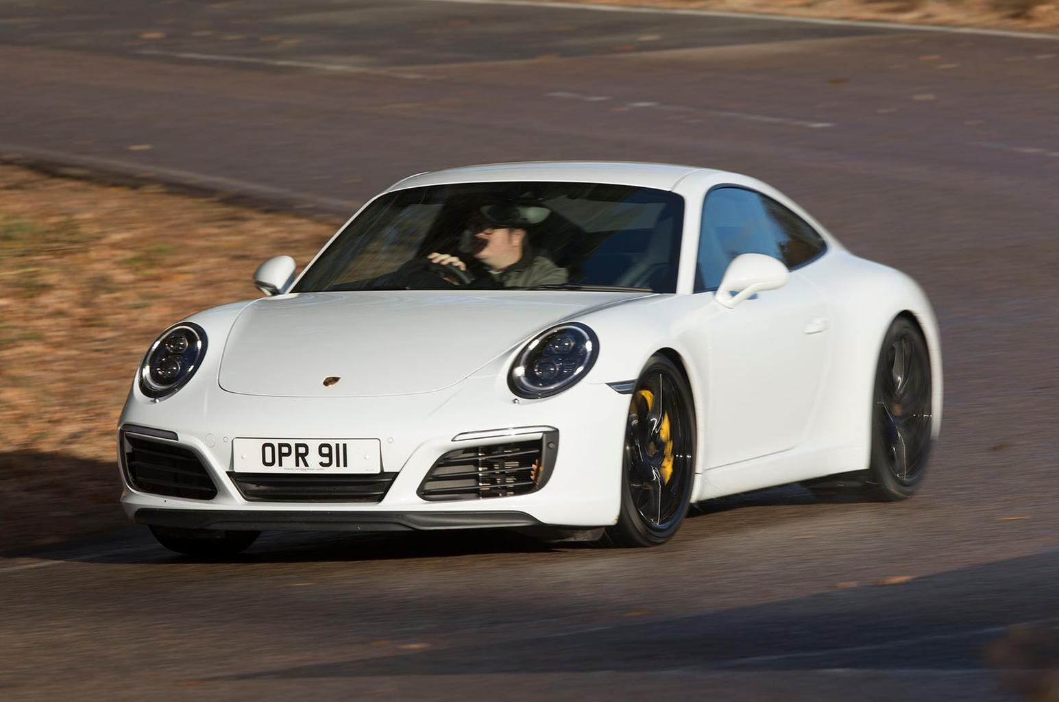 Used test: Jaguar F-Type vs Porsche 911