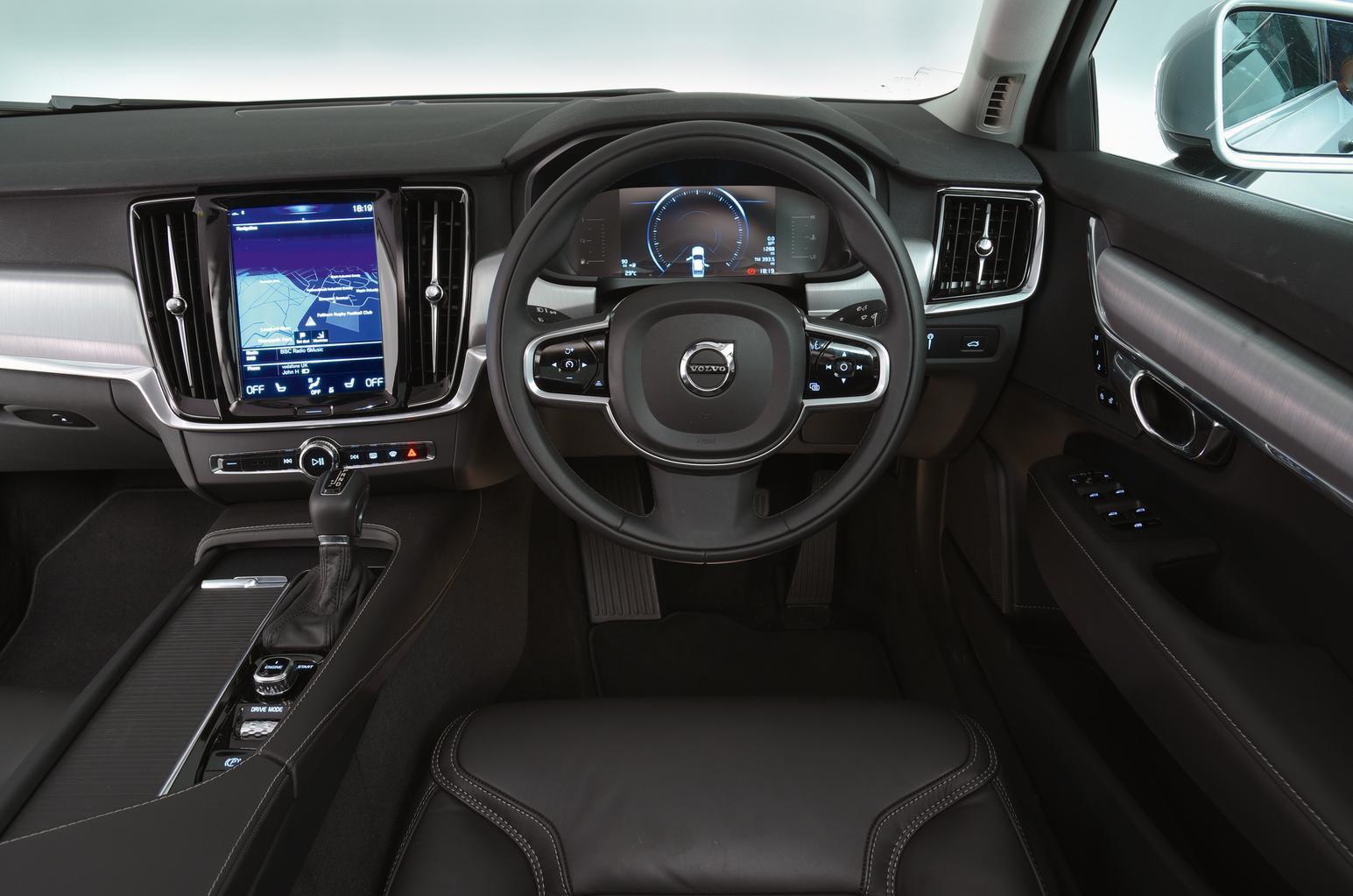 Audi A4 vs BMW 5 Series vs Volvo S90