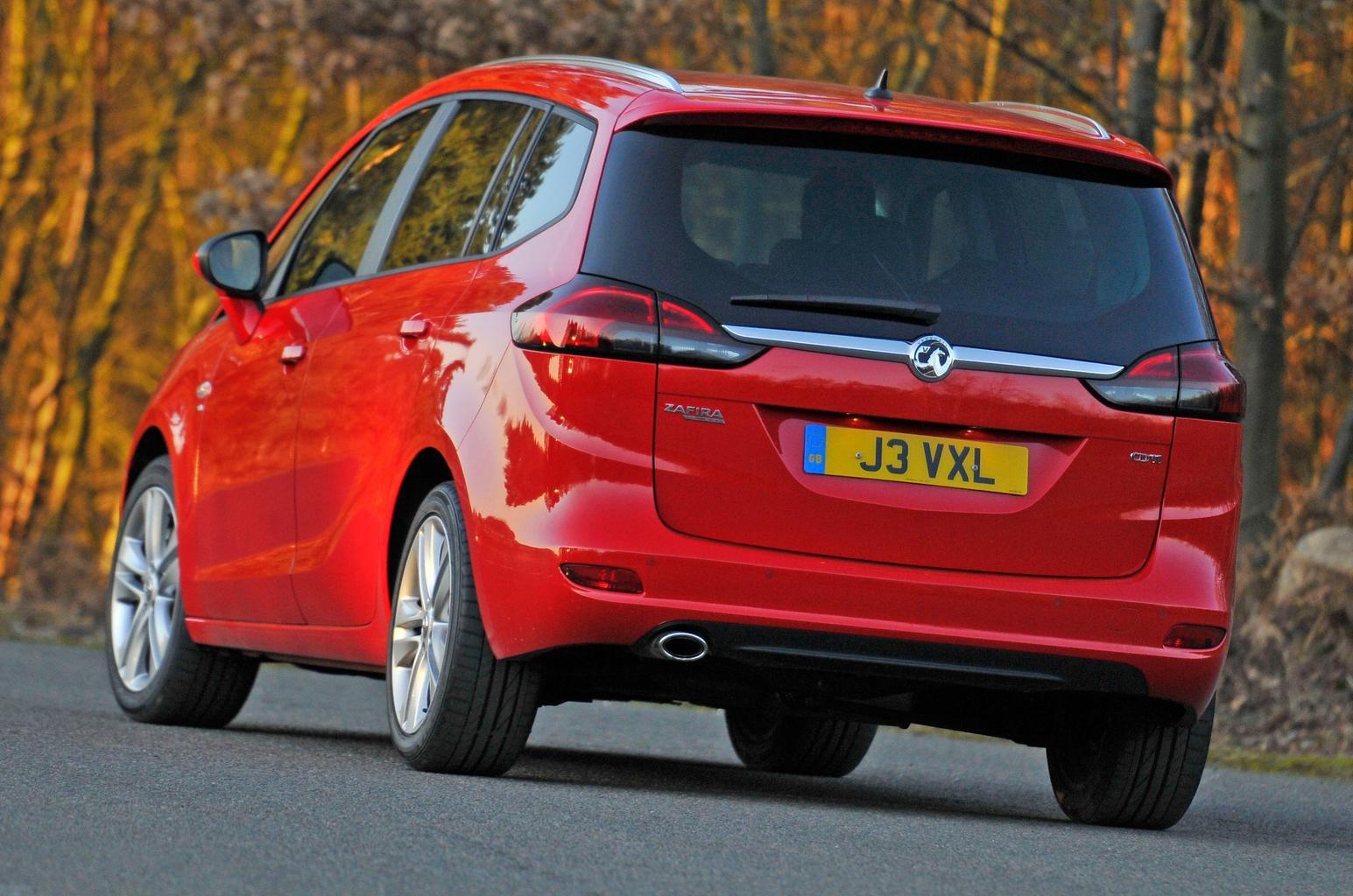 Used 7-seater MPVs tested: Ford S-Max vs Seat Alhambra vs Vauxhall Zafira Tourer