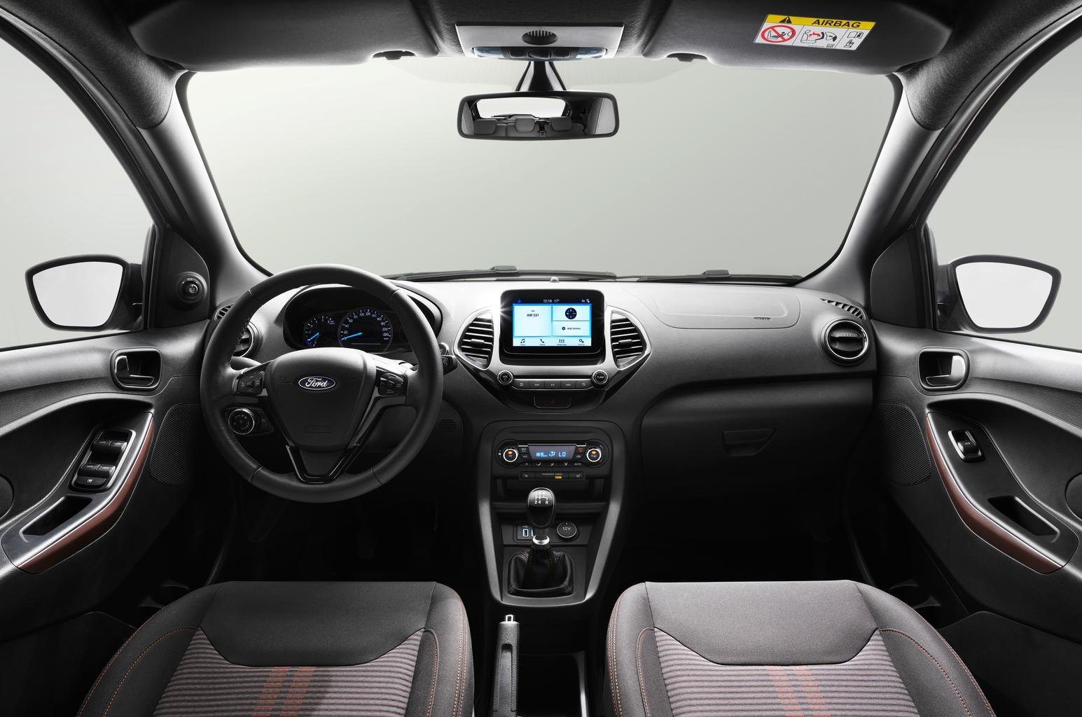 2018 Ford Ka+ revealed