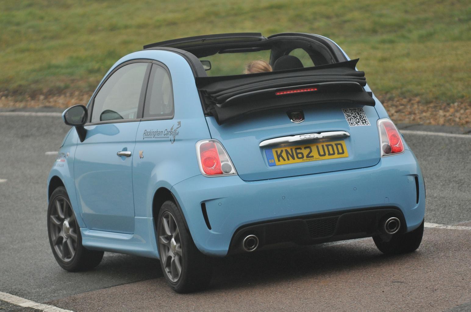Used test – chic convertibles: Citroen DS3 Cabrio vs Fiat 500C