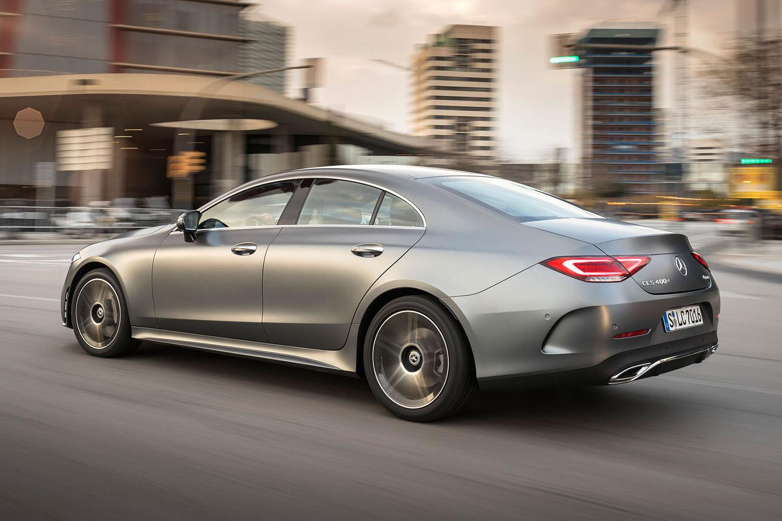 2018 Mercedes Benz Cls Review Price Specs And Release Date What