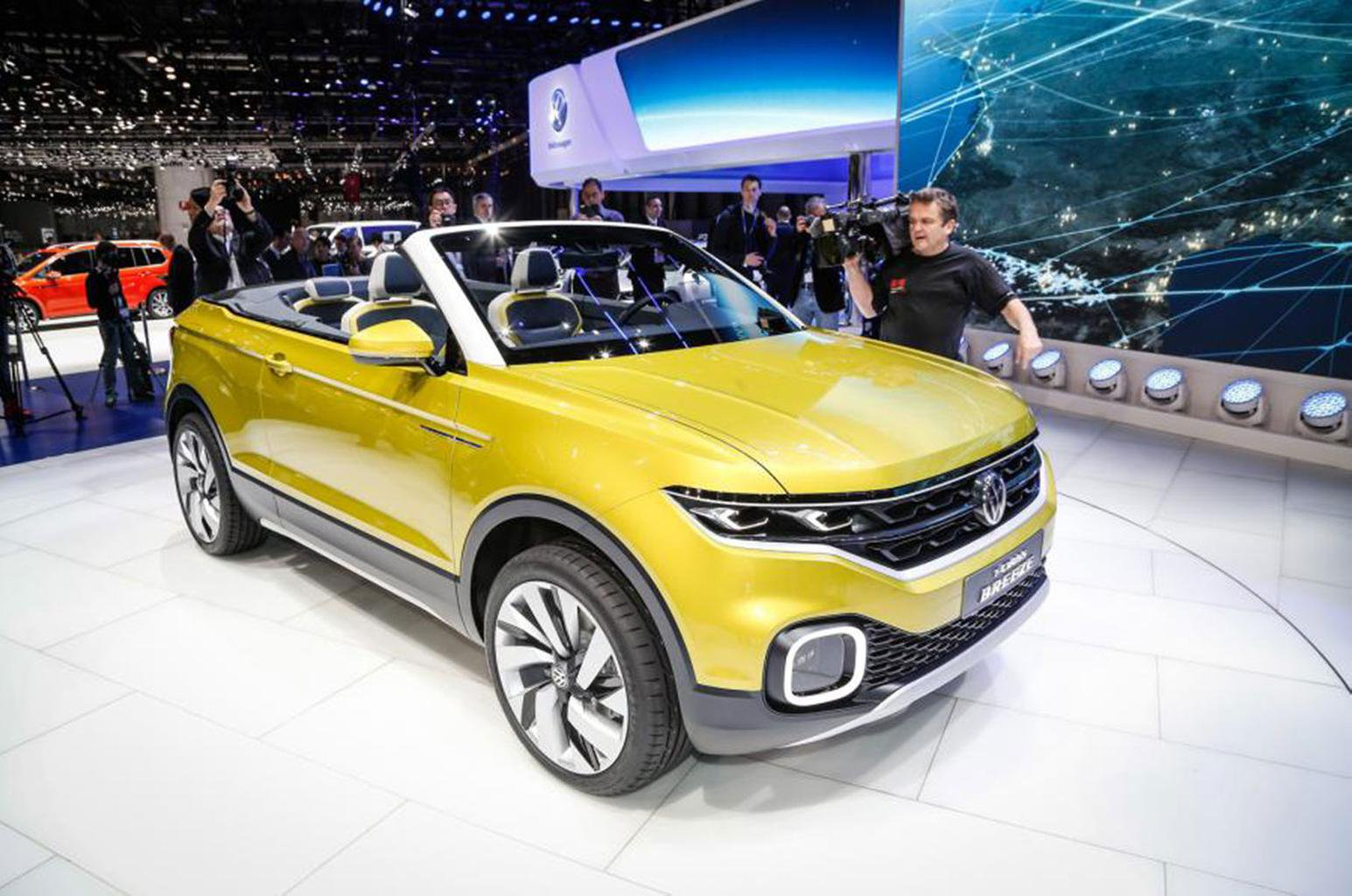 2019 Volkswagen T-Cross – price, specs and release date