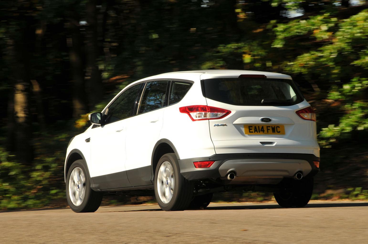 5 reasons to buy a Ford Kuga