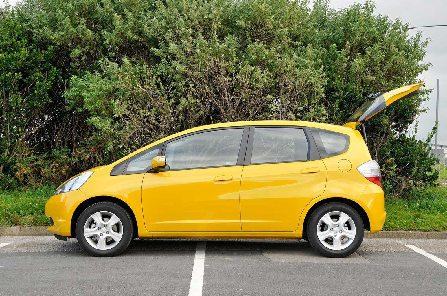 Used car of the week: Honda Jazz