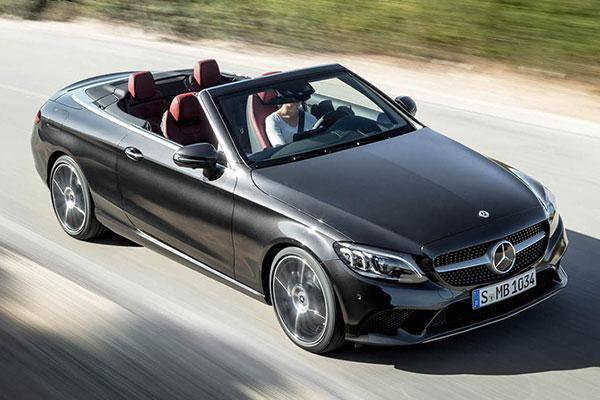 2018 Mercedes C-Class Coupé and Cabriolet – price, specs and release date