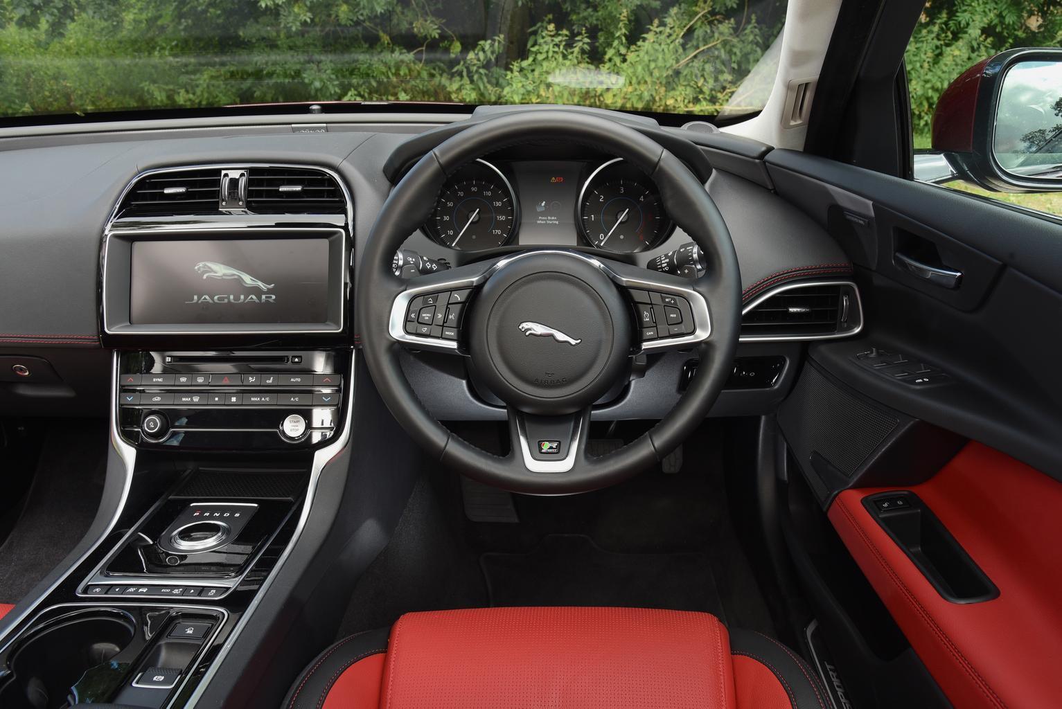 2016 Jaguar XE 2.0d 180 AWD R Sport review