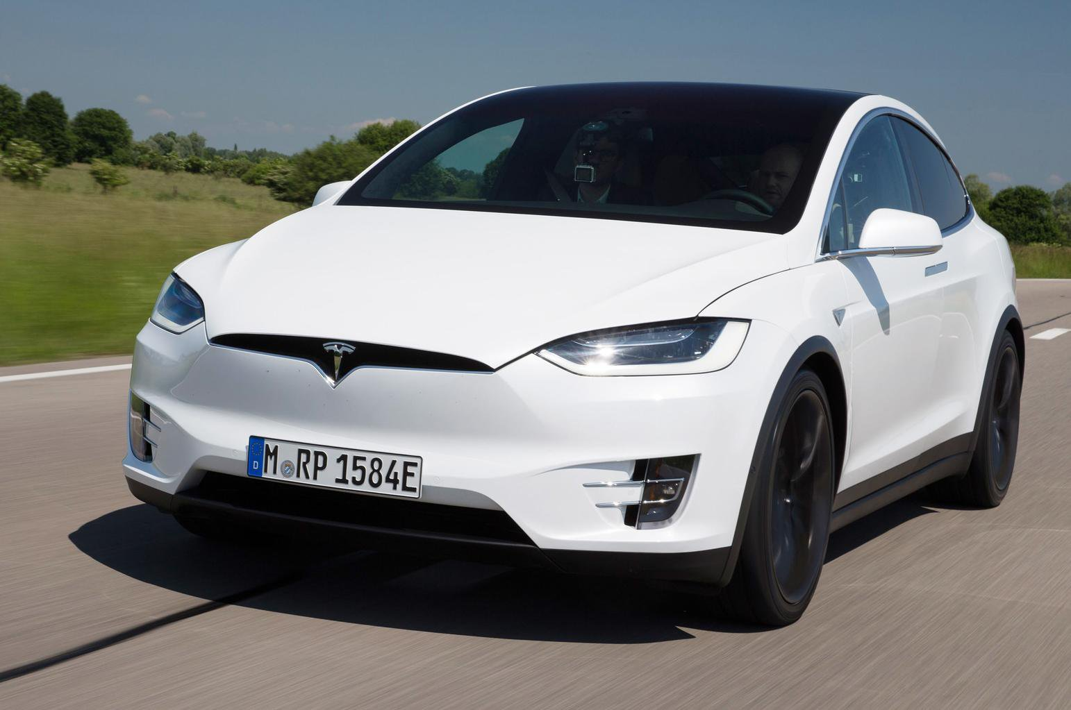 More powerful Tesla Model S and Model X models confirmed